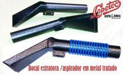 Bocal de Metal para Extratora ou Aspirador Copetec