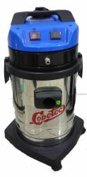 Extratora A315E Copetec - Soteco aço inox. 35lts grátis 01 litro produto