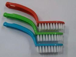 Kit de 3 Escovas com alça para Limpeza