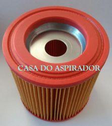 Filtro Sanfonado Aspirador Karcher A2104 A2114 A2004 Etc