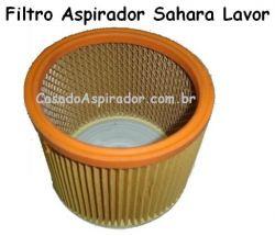 Filtro Aspirador Sahara Lavor Original
