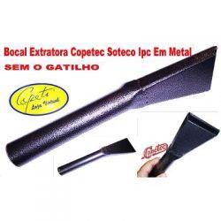 Bocal Extratora Copetec Soteco Ipc Em Metal Só Bocal