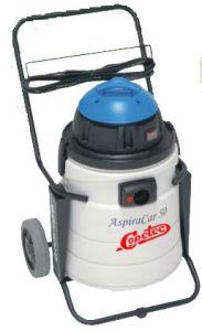Aspiracar 50 litros Copetec Profissional 1200/1400 watts Motor duplo estágio