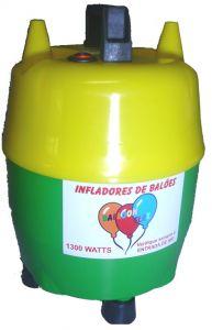 Inflador para Balões Ballon Flex Brasileirinho 2 Bicos