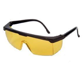 Óculos de Segurança Space amarelo