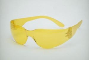 Óculos de Proteção Leopardo Amarelo