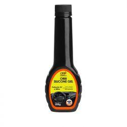 Silicone Gel - Limpa Painel e Borracha 200g Orbi Quimica