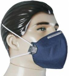 Mascara respiradora descartavel sem valvula PFF1