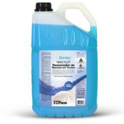 Removedor de Manchas em Tecidos Nixx Flot 5 litros