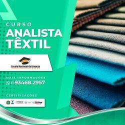 Curso de Analista Têxtil