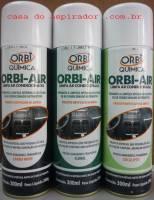 Spray (tipo granada) LIMPA AR CONDICIONADO Automotivos