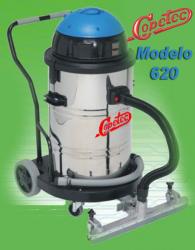 Aspirador Copetec 620 Industrial Água - Óleo - Pó
