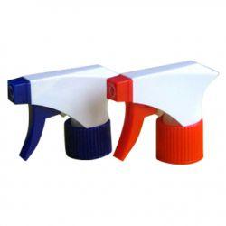 Gatilho borrifador com mangueira 28cm - varias cores pacote com 10 peças